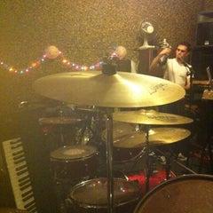 Photo taken at Flood Music Studios by Richard B. on 5/6/2011