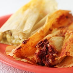 Photo taken at Tamales Garibay by Tasting Table on 6/19/2012