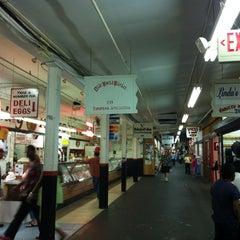 Photo taken at Berlin Farmer's Market & Shopping Center by Sean B. on 6/17/2012