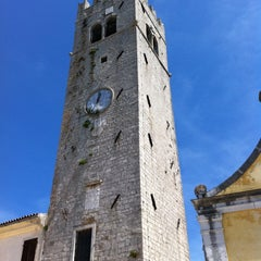 Photo taken at Motovun - Montona by Ivan K. on 5/7/2011