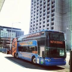 Photo taken at Rosa Parks Transit Center by Edsel L. on 5/28/2012
