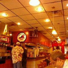 Photo taken at Eddie and Sam's Pizza by Doug I. on 4/5/2012