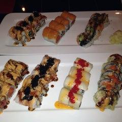 Photo taken at Sakura Japanese Restaurant by Stephen B. on 3/6/2012