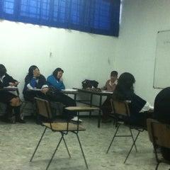Photo taken at Universidad Insurgentes Plantel Norte by Beto on 8/22/2012