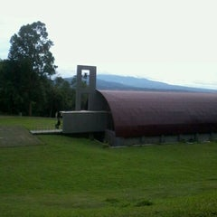 Photo taken at Bukit Doa Tomohon by Margareth M. on 1/15/2012