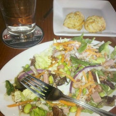 Photo taken at Ruby Tuesday by akaSpectacular on 3/4/2012