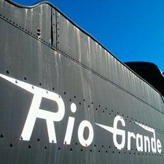 Photo taken at Colorado Railroad Museum by Scott B. on 12/17/2011