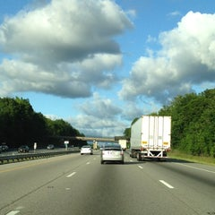 Photo taken at I-95 (Northeast Maryland) by Cari on 5/20/2012