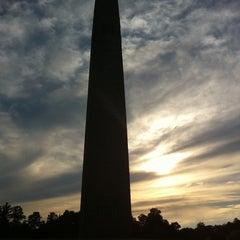 Photo taken at Bennington Monument by Michelle C. on 8/31/2011