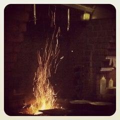 Photo taken at Evvia Estiatorio by Ryan V. on 1/27/2012
