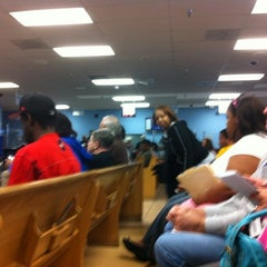 Photo taken at DeKalb County Tax Commissioner's Office by Jack J. on 3/12/2012