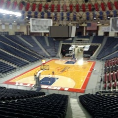 Photo taken at Vines Center by Randy on 2/21/2012