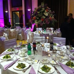 Photo taken at Hilton Garden Inn - Nicotra's Ballroom by Jennifer S. on 2/21/2012