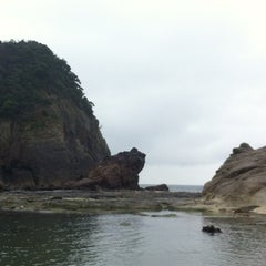Photo taken at 今子浦 by Kitaguchi T. on 3/23/2012