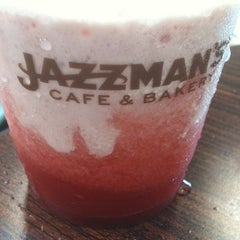 Photo taken at Jazzman's Cafe and Bakery at Nicholls State Universitu by James H. on 8/26/2011