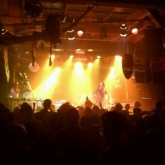 Photo taken at Mezzanine by Daniel S. on 10/30/2011