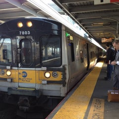 Photo taken at LIRR - Jamaica Station by Adrian M. on 4/13/2012