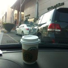 Photo taken at Starbucks | ستاربكس by Kaifany on 12/22/2011
