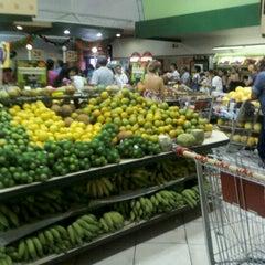 Photo taken at Supermercados Líder by Anna M. on 12/24/2011