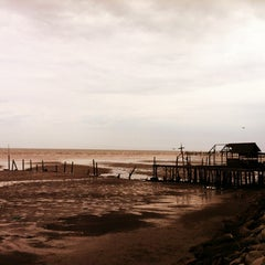 Photo taken at Tanjung Sepat by Jackson K. on 8/5/2012