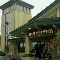 Photo taken at Dillon Dam Brewery by Robert M. on 10/29/2011