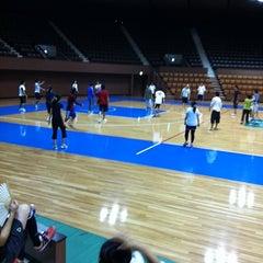 Photo taken at 国立代々木競技場 第二体育館 by Yoshikazu O. on 9/28/2011
