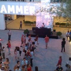 Photo taken at Hammer Museum by Jennifer H. on 7/20/2012