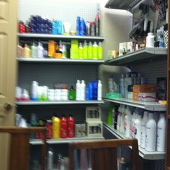 Photo taken at Legacy Ridgmar Salon, Spa, Med-Spa by Stephanie W. on 8/6/2011