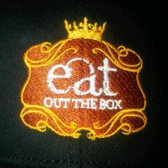 Photo taken at Eat Out The Box by Marius P. on 10/31/2011