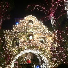 Photo taken at Festival Of Lights by Kim C. on 11/27/2011