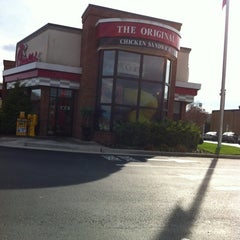 Photo taken at Chick-fil-A by Carla F. on 11/21/2011