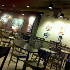 Photo taken at Starbucks by Tom P. on 4/18/2012