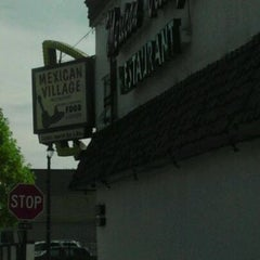 Photo taken at Mexican Village Restaurant by Ande C. on 9/27/2011