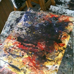 Photo taken at Reis Art Studios by Erick S. on 6/20/2012
