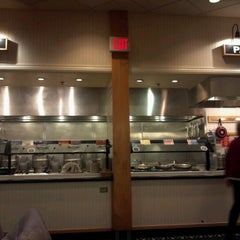 Photo taken at Sweet Tomatoes by Richard S. on 2/15/2012