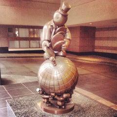 Photo taken at Grand Hyatt Seattle by Skarrlett K. on 5/9/2012