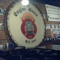 Photo taken at The Engine House by Austin S. on 1/10/2012