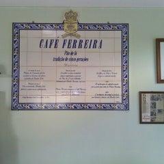 Photo taken at Café Ferreira - Fábrica de Pão de Ló by Miguel P. on 3/5/2012
