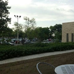 Photo taken at Engineering Research Building by Tim D. on 4/26/2012