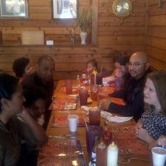 Photo taken at Sams St. Johns Seafood by Dale G. on 9/4/2011