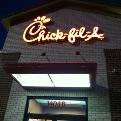 Photo taken at Chick-fil-A by Christopher B. on 7/21/2011