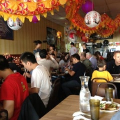 Photo taken at Mission Chinese Food by Steve E. on 7/30/2012