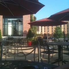 Photo taken at Destihl Restaurant & Brew Works by Aaron H. on 8/19/2011