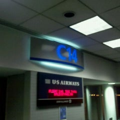 Photo taken at Gate C14 by Ryan C. on 6/24/2011