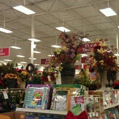 Photo taken at Michaels by Tom S. on 11/26/2011