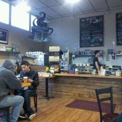 Photo taken at The Fog Lifter Café by Timothy E. on 2/23/2012