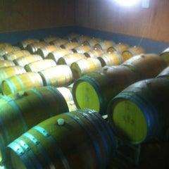 Photo taken at De Ponte Cellars by Viti Vini Vino C. on 7/3/2012