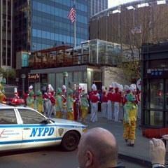 Photo taken at Macy's Parade & Entertainment Group by Justin Z. on 11/24/2011