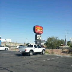 Photo taken at Golden Corral by Bruce P. on 6/28/2012