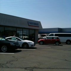 Photo taken at Dick Shirley Chevrolet by Paola M. on 6/28/2012